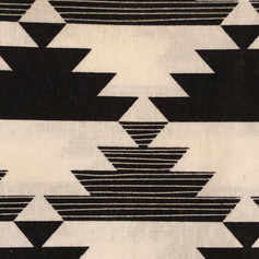Tribal - Black and White