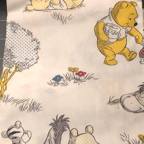 Whinnie the Pooh and Friends on White