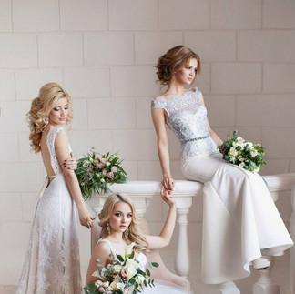 Съемка свадебных образов для студии свадебных стилистов Анны Леоновой http://vk.com/wedstylists Location: http://vk.com/facetimestudio Платье: http://vk.com/yablonskaya_official