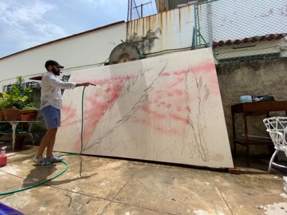 Behind the scenes: Alejandro Piñeiro Bello