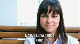 Behind the scenes: Mari Claudia García