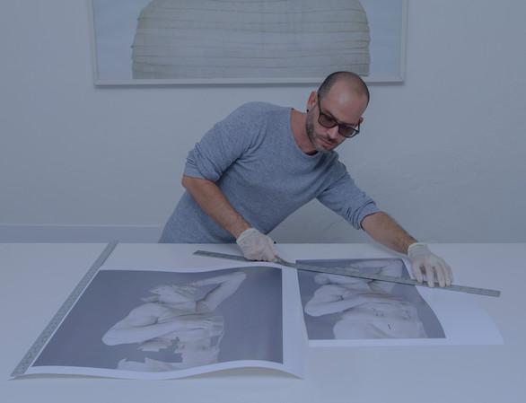 In the studio: Jorge Otero