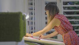 In the studio: Mari Claudia García