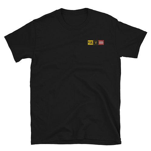 AV8R Embroidered Unisex T-Shirt