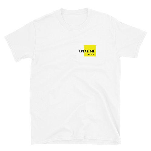 Yellow Box Aviation Apparel Unisex T-Shirt