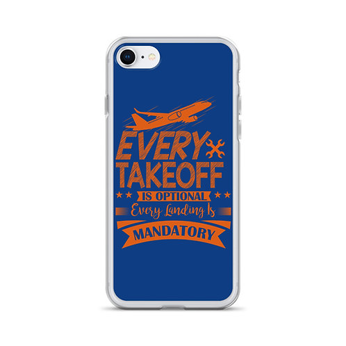 'Every Takeoff' iPhone Case