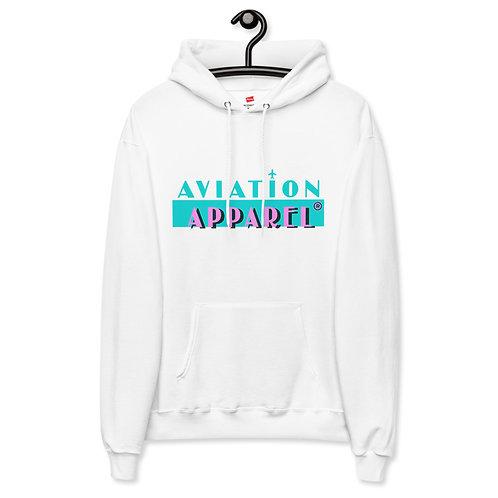 'Miami Vice Style' Unisex fleece hoodie