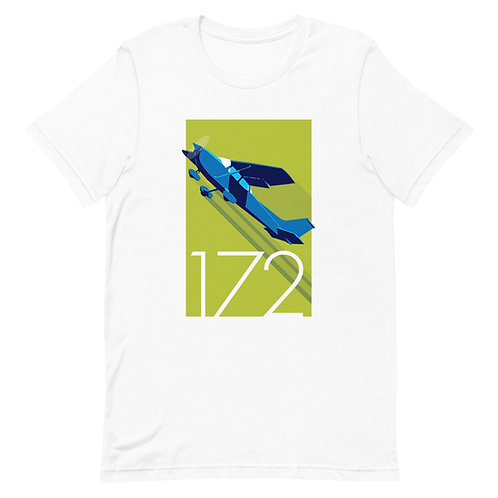 Cessna 172 Short-Sleeve Unisex T-Shirt