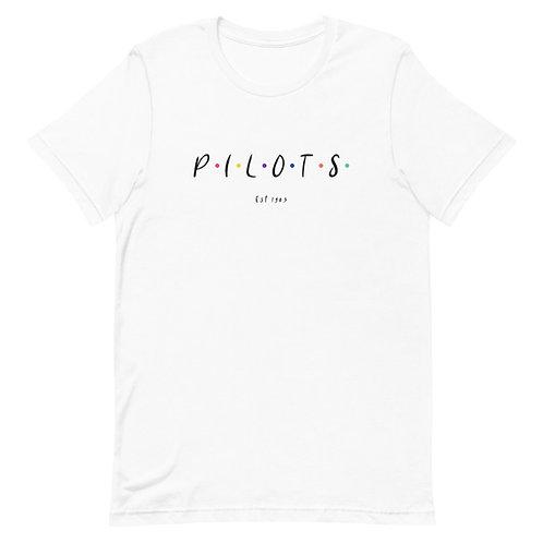 P.I.L.O.T.S Short-Sleeve Unisex T-Shirt
