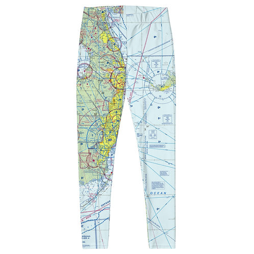 'Sectional Chart' Leggings