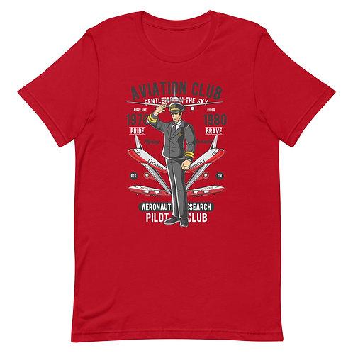 The Aviator's Club Unisex T-Shirt
