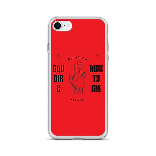 'Squawk Dirty' iPhone Case