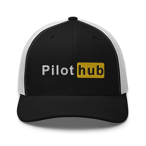 'Pilot Hub' Trucker Cap