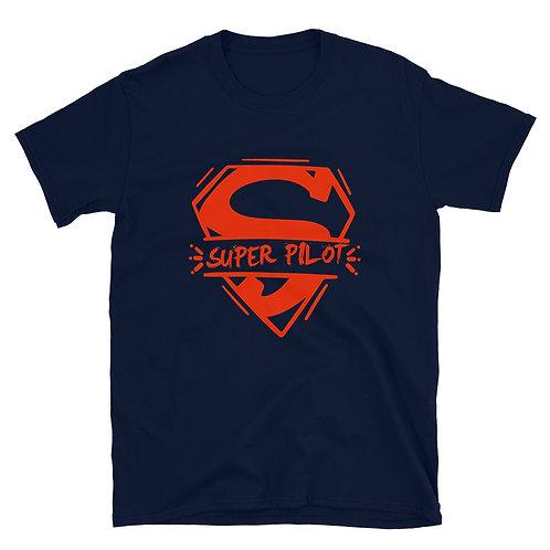 Super Pilot Unisex T-Shirt