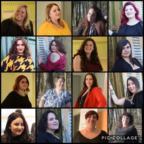 17 février 2019 - Promo 2019 candidates à Miss Curvy Lorraine 2019