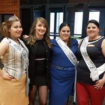 6&7 avril 19 - JEMA - Défilés Miss Curvy 2018 et ses dauphines avec les créations d'Anne Catherine - Coud de Coeur