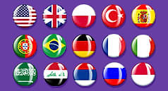 Languages in which you can play Blog of