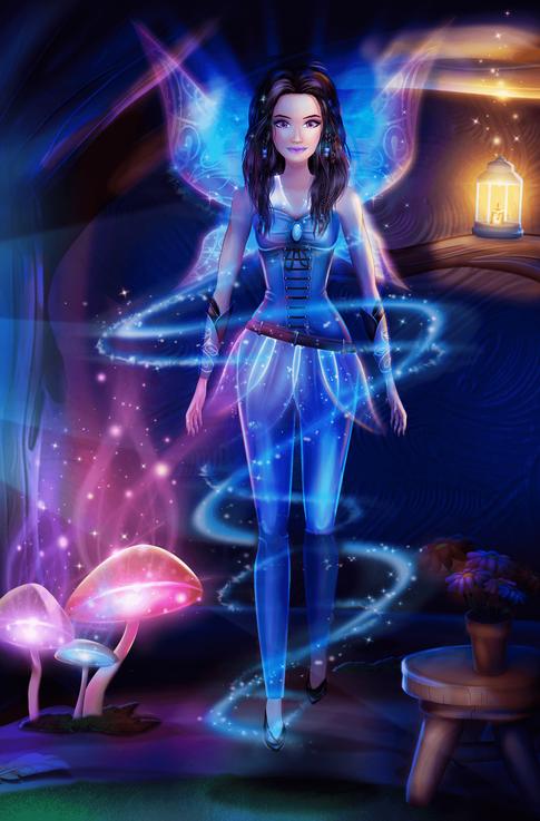 Thalia - The Fairy of Wind