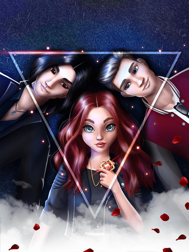 Vampire Love Story - Love Triangle