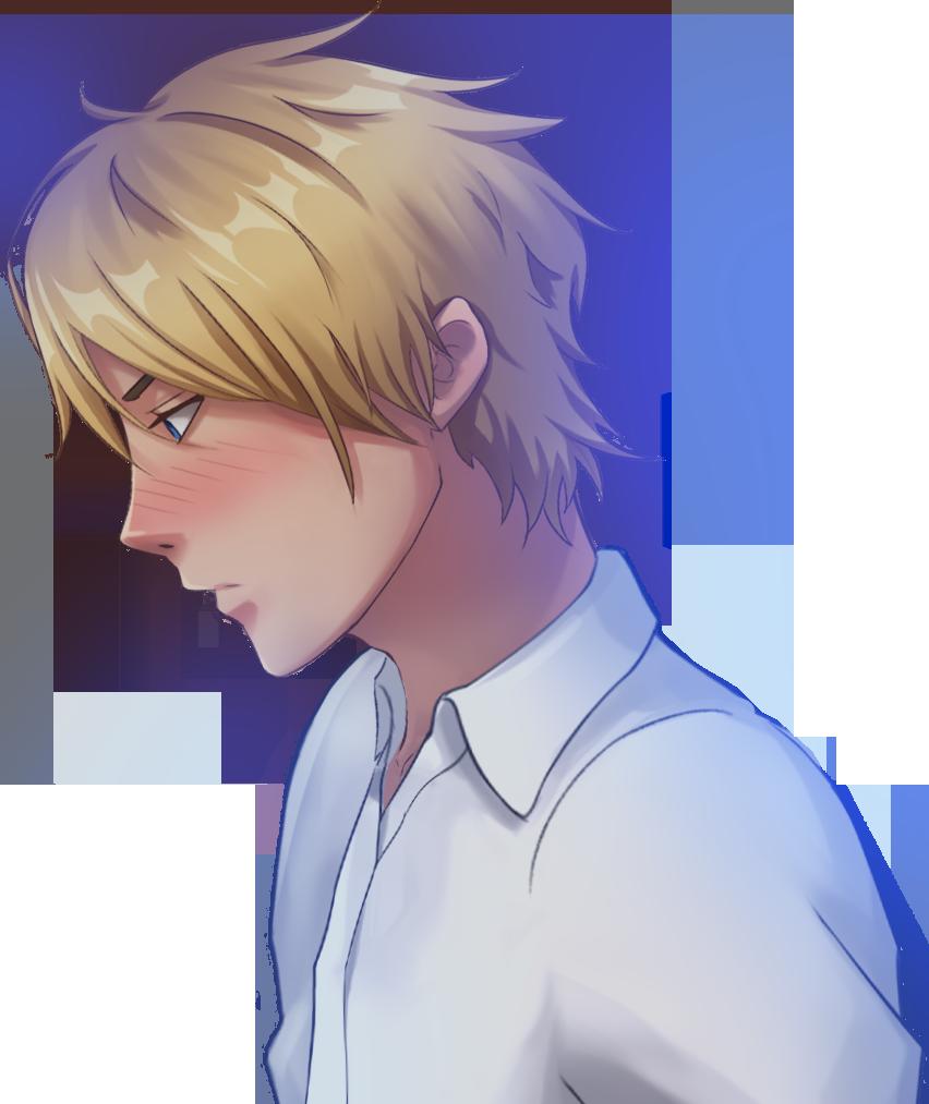 Hiroki in profile