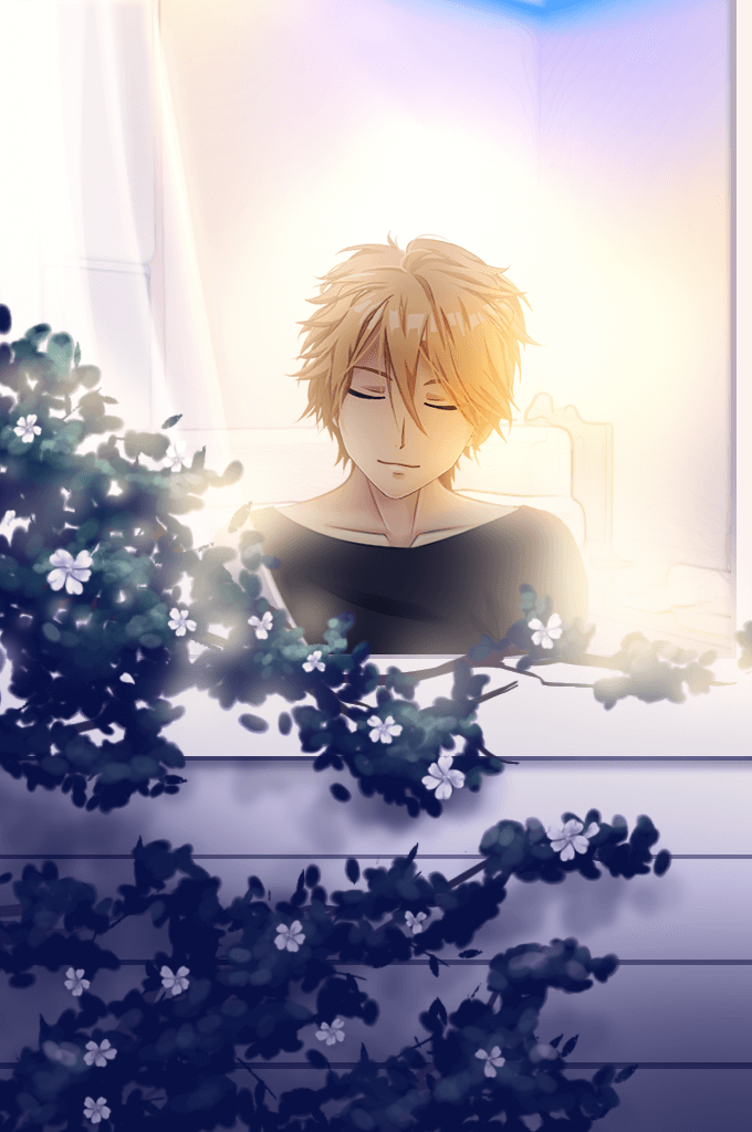Hiroki Playing the Piano by the Window