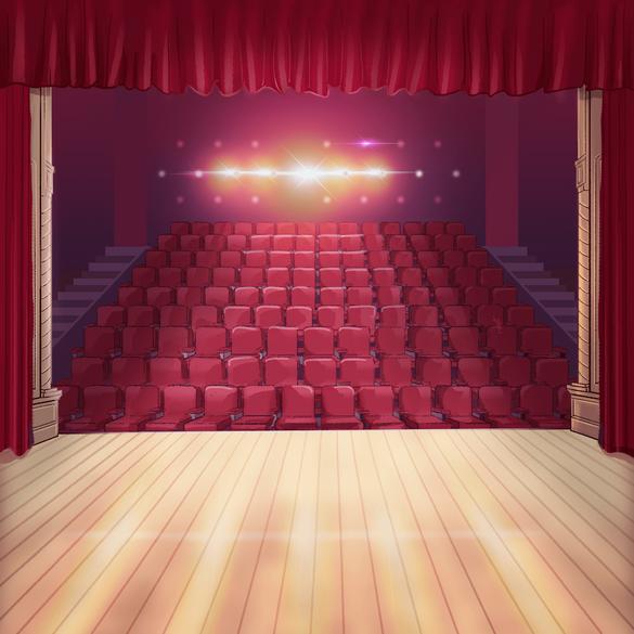 Theater in Drama School