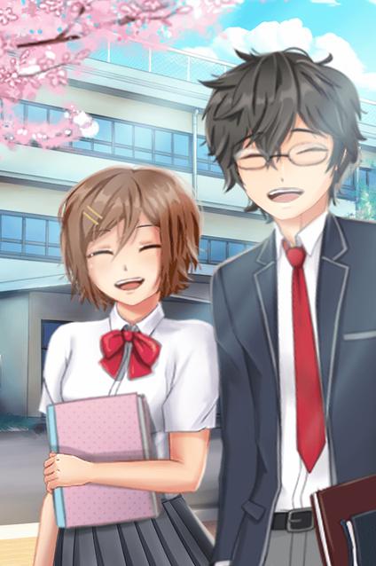 MC with Her Best Childhood Friend Daisuke