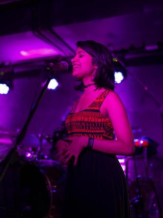 Vocalist Portrait