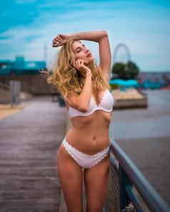 Old Port Bikini Portrait