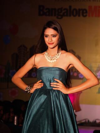 Fashion Show Portrait