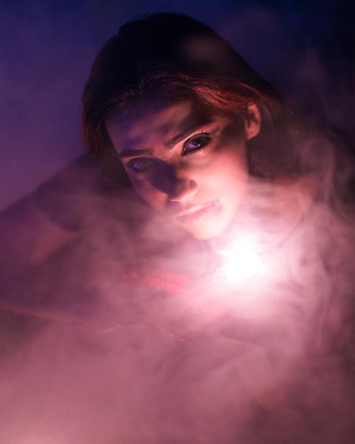 Candle Light and Smoke Portrait.jpg