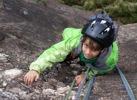 João Pedro no Capacete - Três picos