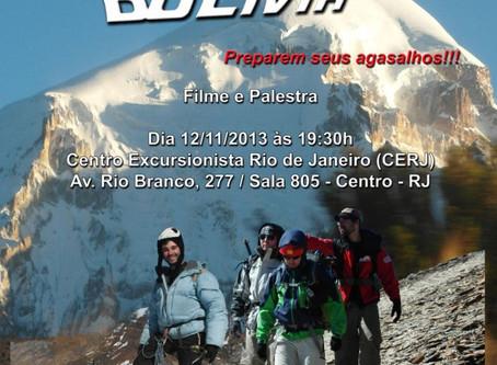 Back to Bolívia