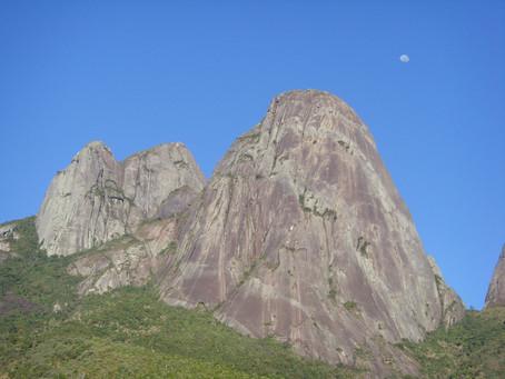 Manutenção da Leste do Pico Maior de Friburgo