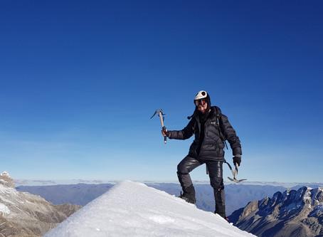Peru Arriba - Conquitas em rocha e Alta Montanha