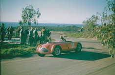 John Edgar's MG special driven by Jack McAfee