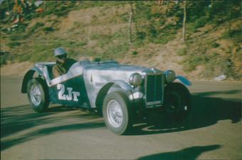 Phil Hill V8-60 MG-TD