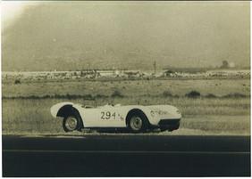 Leonard race crash