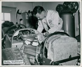 Bobby Strahlmann