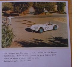 T Leonard w-car