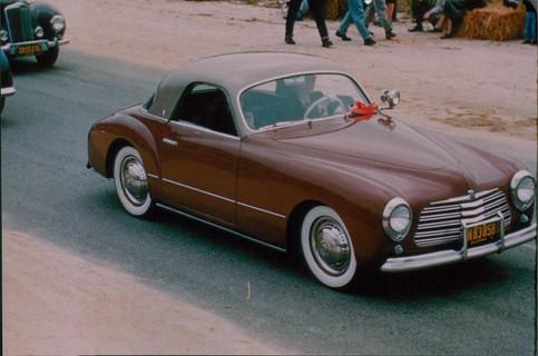 Pebble Beach car show