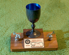Leonard Trophy 8-22-65