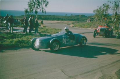 Roger Barlow's Simca