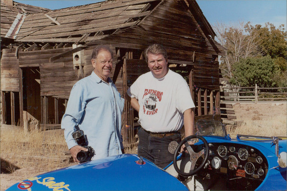 Tex Smith and Dave Seely