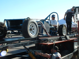 on the chassis dyno