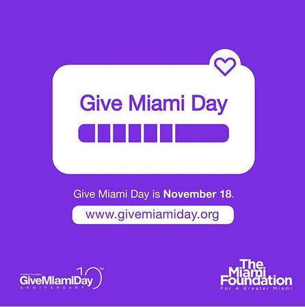 Give Miami Day Yaya Por VIda