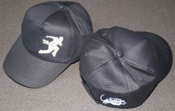 Basecap (schwarz)