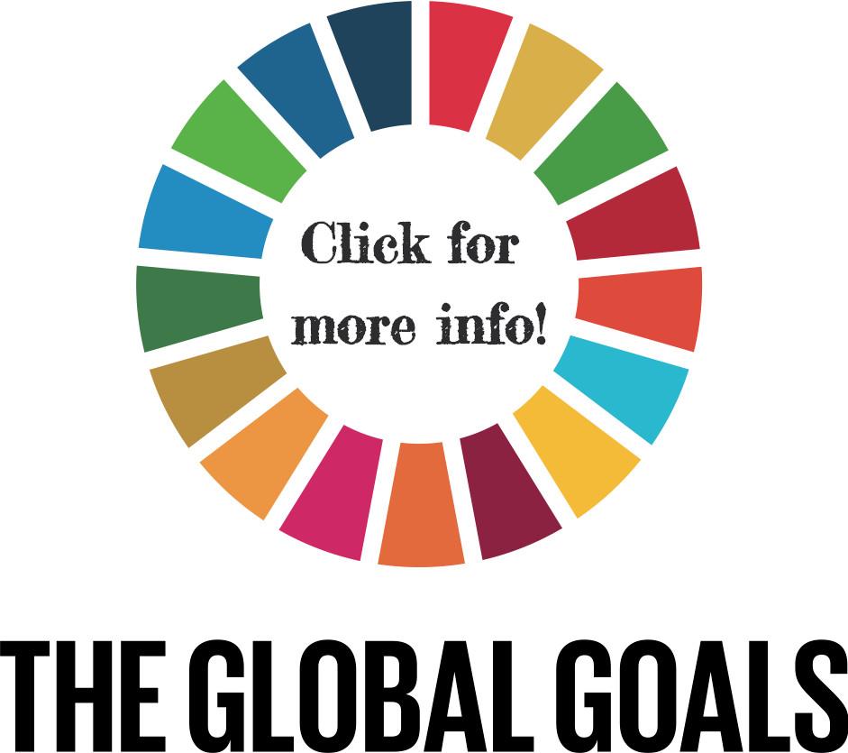 The Global Goals for Sustainable Development (SDGs)