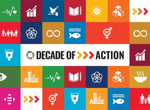 One Twitter Account to Achieve Agenda 2030!