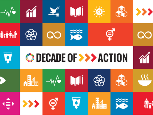 One Twitter Account to Achieve Agenda 2030!